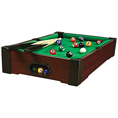 Charmant Westminster Tabletop Billiards Action Game