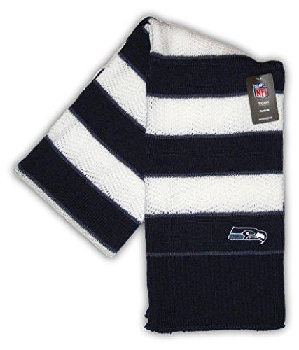 Fan Apparel Seattle Seahawks Blue & White ()