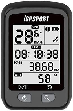 iGPSPORT Ciclocomputador GPS iGS20E Computadora Bicicleta Inalámbrica Ciclismo Cuentakilometros Bici: Amazon.es: Deportes y aire libre