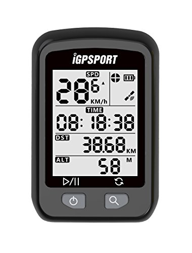 iGPSPORT 20E Waterproof GPS Wireless Cycling Bike Computer(Only Support Kilometer)