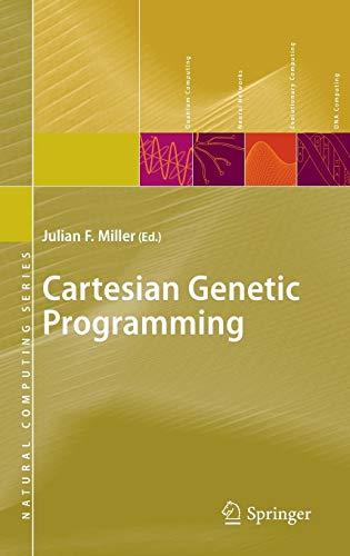 Cartesian Genetic Programming (Natural Computing Series)