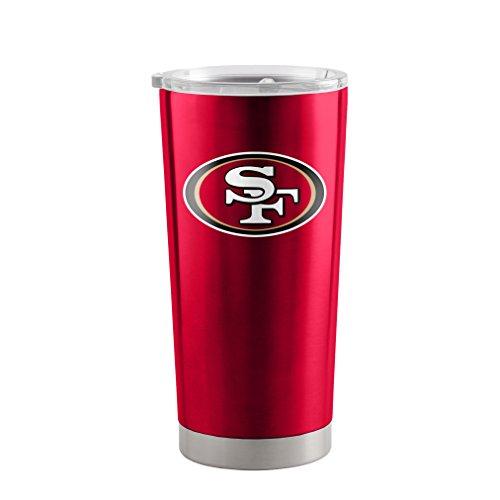 NFL San Francisco 49ers Ultra Tumbler, 20-ounce (Mug 49ers San Francisco)