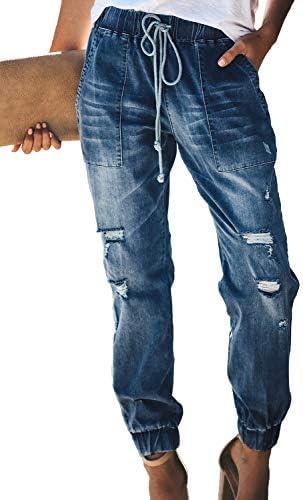Sidefeel Skinny Leggings Elastic Stretch