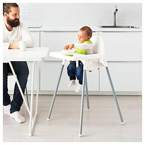 2 X ANTILOP 160x200 cm Highchair with Safety Belt