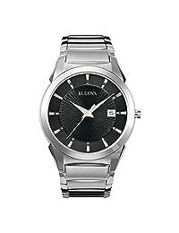 Bulova 96B149 Reloj clásico de vestir para hombre