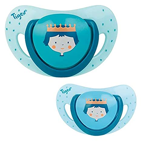 Tigex 80602239 - Chupete (Chupete clásico para bebés, Alrededor ...