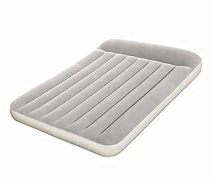 AEROLAX doble cama hinchable de 2 plazas, 137 x 191 x 30 cm