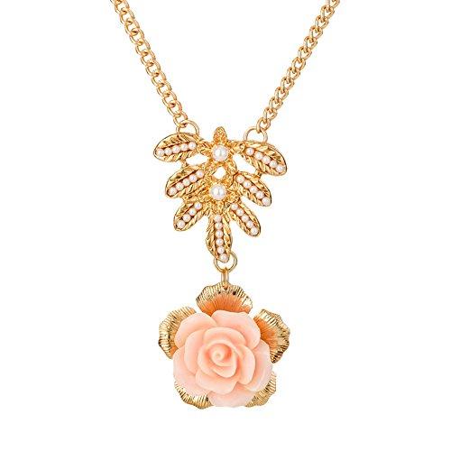 fancy dress gold jewelry - 7