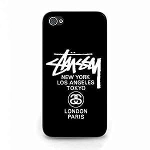 Charming Iphone 4 Case Stussy Brand Logo,Stussy Brand Logo Iphone 4 Case