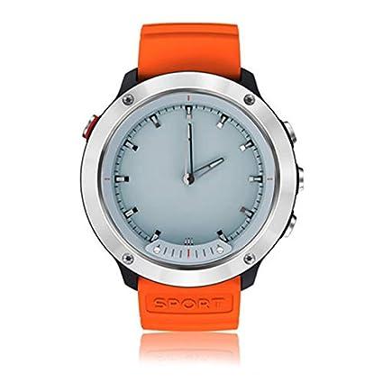 Amazon.com: SODIAL M5 Smart Watch Transparent Screen Smart ...