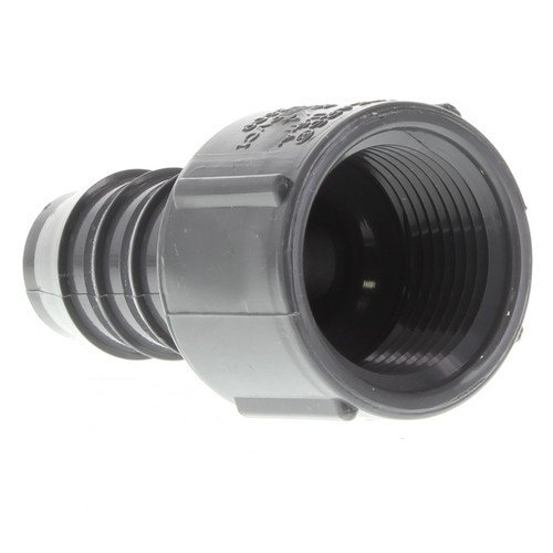 3/4Inch X 1Inch Pvc Barbed Insert Reducing Female Adapter (Fipt X Insert) - Insert Female Adapter