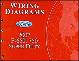 41xiF0em0bL._SX258_BO1204203200_ 2007 ford f650 f750 super dutytruck wiring diagram manual original f650 wiring diagram at mifinder.co