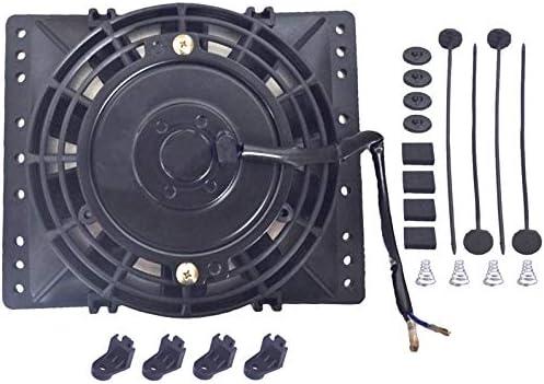 American V Reversible motor eléctrico radiador ventilador 12 V ...
