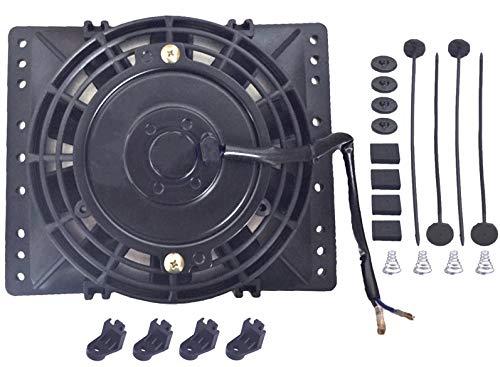 American Volt Reversible Electric Engine Fan 12V
