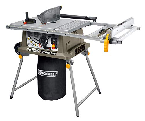 Rockwell RK7241S Table Saw with Laser ()