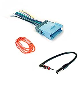 41xiFuplS7L._SY300_ amazon com asc audio car stereo radio wire harness plug and  at readyjetset.co