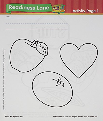 SING, SPELL, READ AND WRITE PRE-KINDERGARTEN ACTIVITY SHEETS FOR 1 '04C