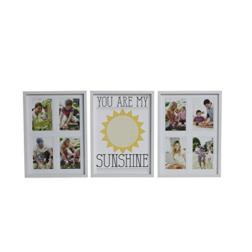 MELANNCO 'You are My Sunshine' Collage Set, Set of 3
