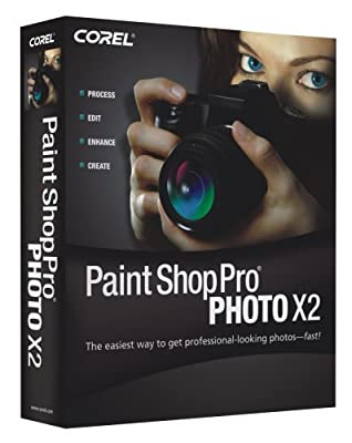 Corel Paint Shop Pro Photo X2 [OLD VERSION]