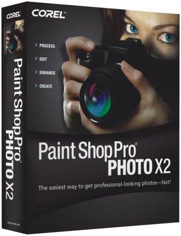 Corel Paint Shop Pro Photo X2 [OLD VERSION]