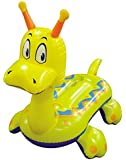 "Jilong Inflatable Kids Dinosaur Pool Ride-On for Ages 3+, 45"" x 28"""