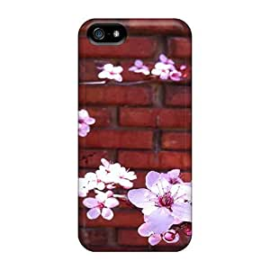 AnnetteL Iphone 5/5s Well-designed Hard Case Cover Mother S Day Beautiful Flower Spring In Atlanta Protector