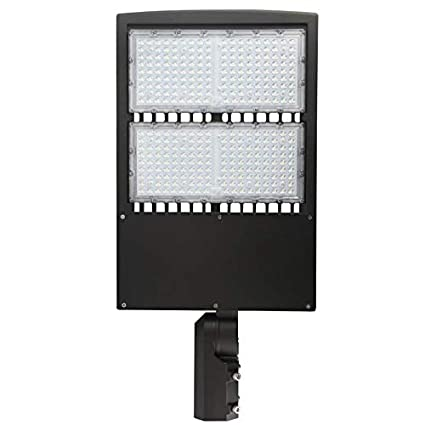Amazing Wen Led Shoebox 300W 1000W Mh Eq 5700K 40 521 Lumen Direct Wiring Cloud Ratagdienstapotheekhoekschewaardnl