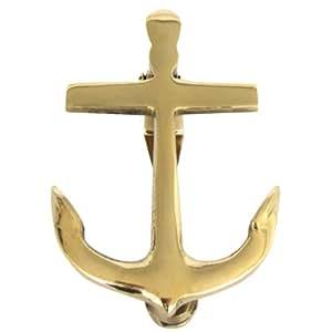 Solid Brass Nautical Ships Anchor Door Knocker