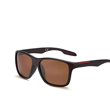 QZHE Gafas de sol Gafas De Sol para Hombre Conducir Gafas De ...
