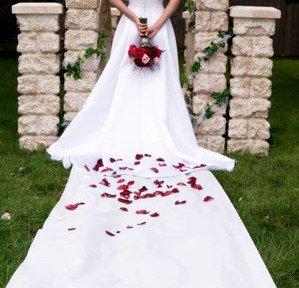 White Wedding Aisle Runner 100Ft Wedding Runner36in. Wide