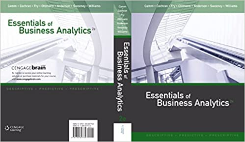 2nd Edition Business Analytics