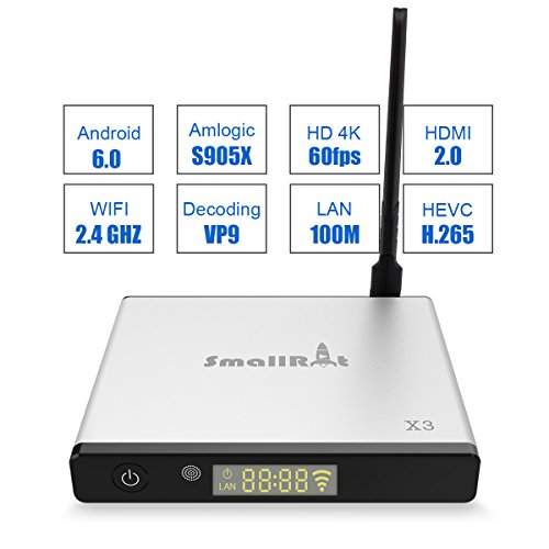 Tv Box Android Ranking Hisense Tv Red Light Wont Turn On Vu 32 Hd Smart Led Tv 32d6475 Make Pictures From Old Projector Slides: Android 6.0 TV BOX SMALLRT X3 Amlogic S905X Quad Core 1GB