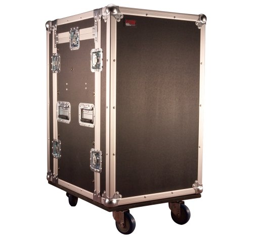 Gator 10U Top, 12U Side Audio Road Rack Case (G-TOUR 10X12 PU) by Gator