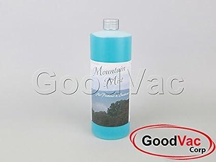 Mountain Mist – Martillo de ambientador Deodorizer para Rainbow, Hyla, TherMax, Delphin, roboclean y otros Aspira a base de agua: Amazon.es: Hogar