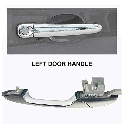 Exterior Genuine Honda 72180-TK6-A11ZB Door Handle Assembly Left