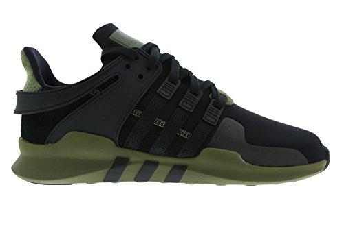 adidas Originals Mens Trainers Equipment Support Adv Sneakers Fashioin Shoes Black/Cargo New CM7415 GsS0Kagj