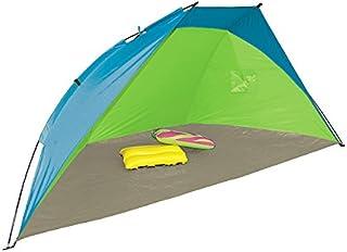 Beach Art 1804, Rideau Pare Soleil de Plage Unisexe–Adulte, Bleu Vert, 220x 100x 100cm Rideau Pare Soleil de Plage Unisexe-Adulte 220x 100x 100cm