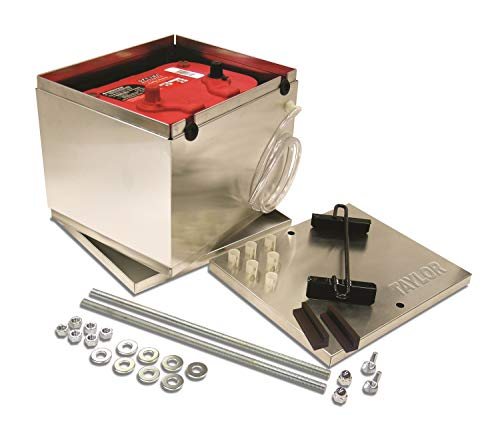 taylor (48200 200 Series Aluminum Battery Box