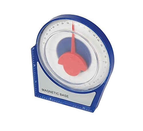 Silverline 250471 Angle Measuring Inclinometer 100mm