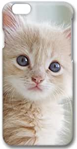 Domestic Short-haired Cat Apple iPhone 6 Case, 3D iPhone 6 Cases Hard Shell Cover Skin Casess