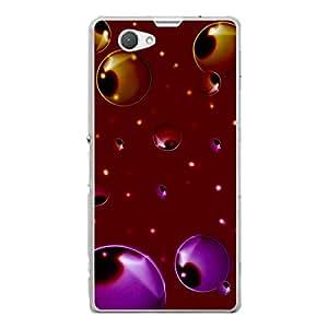 """Disagu Design Protective Case para Sony Xperia D5503 Funda Cover """"Bubble 2 """""""