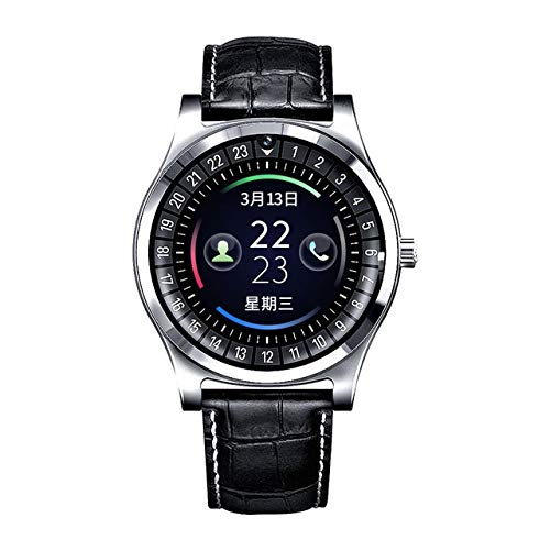 Amazon.com: RONSHIN Smart Watch R68 Bluetooth Round Screen ...