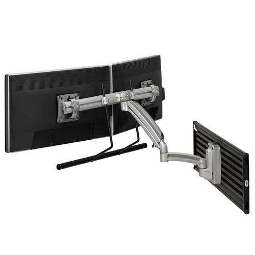 Chief K1S22HS Mount Dual Display - Silver (Chief Dual Display)