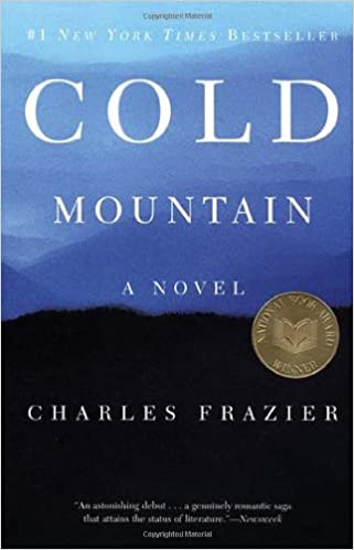 Image result for cold mountain charles frazier