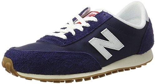 Navy Sneaker Blu U410 Balance New Uomo ZXq88w