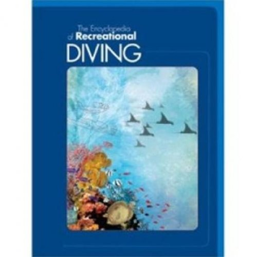 PADI Encyclopedia Of Recreational Diving- Soft Cover 70034