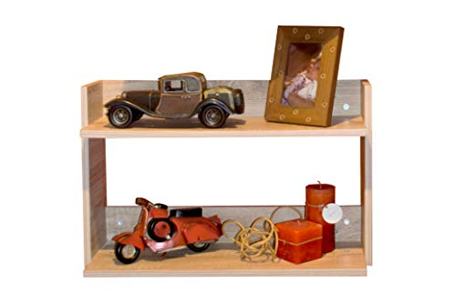 Aerial Shelf R-A6 - Floating Shelves/Floating Shelf by RTA Disegno (Image #6)