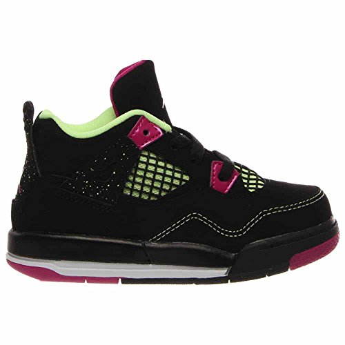 625cd794e00cb Girls Air Jordan Retro 4 (TD) 705345 - Buy Online in Oman.   Apparel ...
