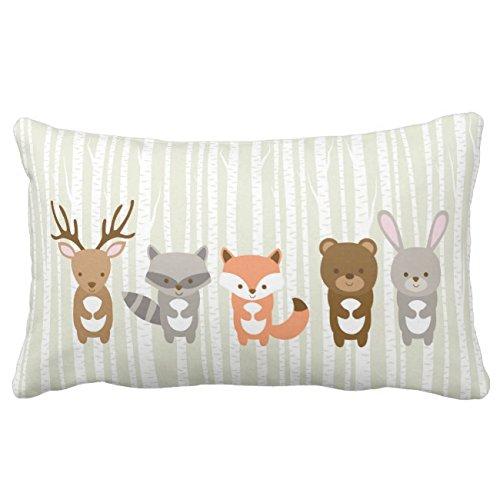 Animal Tracks Pillow - 8