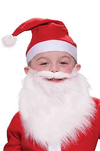 Forum Novelties Child Santa Beard and Moustache